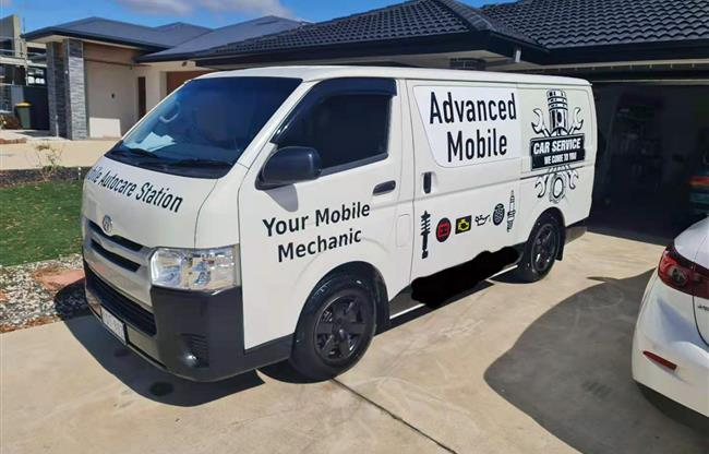 Advanced Mobile AutoCare image