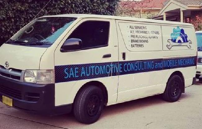 SAE Automotive Consulting and Mobile Mechanic image