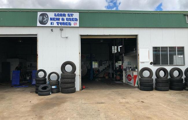 Lobb St New and Used Tyres image