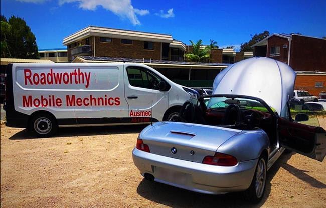 Ausmec RWC and Mechanics Mobile Brisbane South image