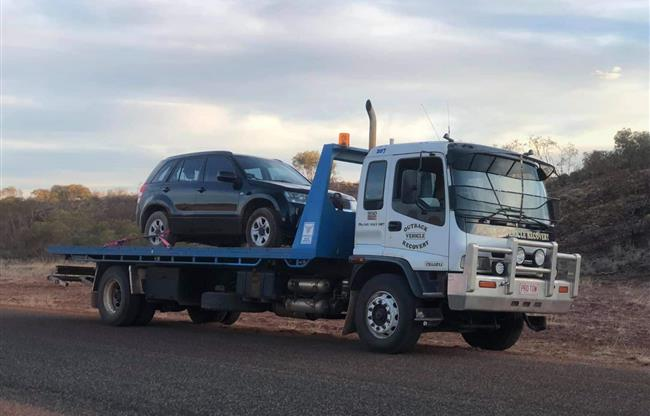 Outback Vehicle Recovery image
