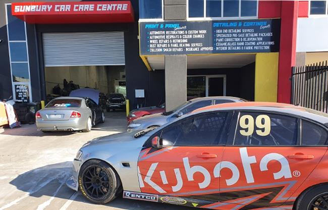 Sunbury Car Care Centre image