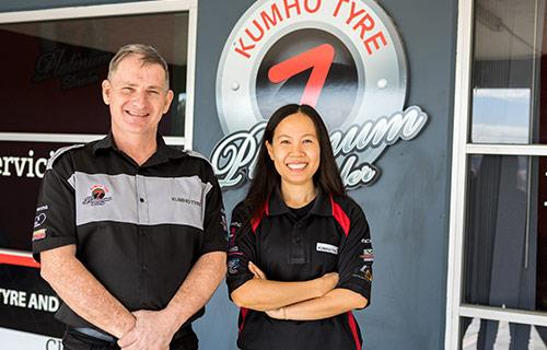 Kumho Tyre & Auto Servicing Centre image