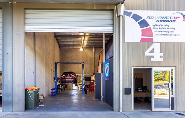 Advanced Garage image