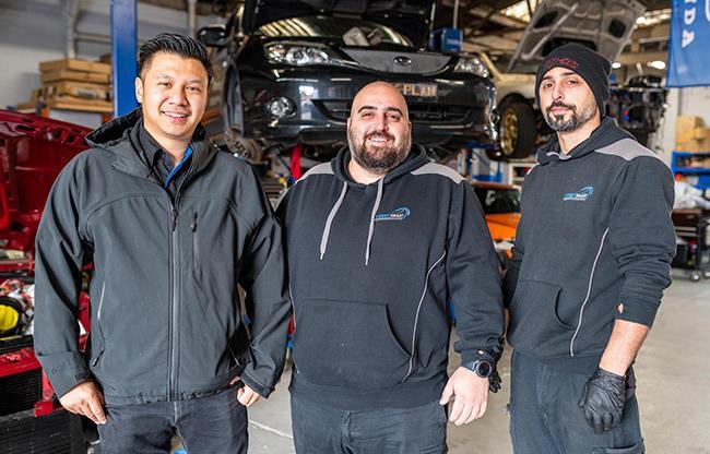 Street Smart Auto Parts & Repairs image