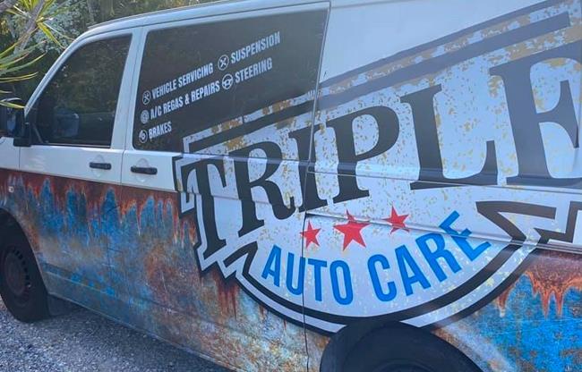 Triple Auto Care image