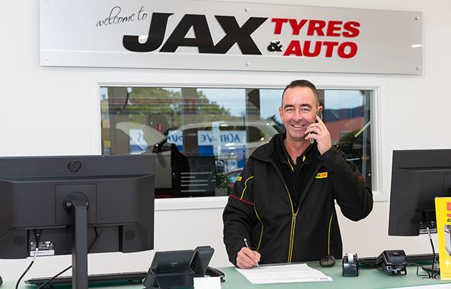 JAX Tyres & Auto Gilles Plains image
