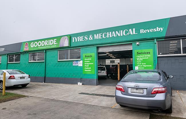 Goodride Tyres & Mechanical image