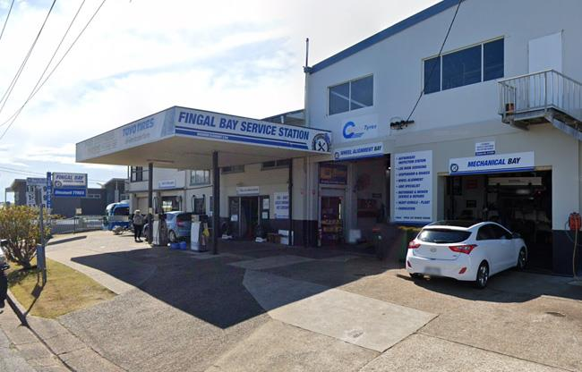 Fingal Bay Service Station image