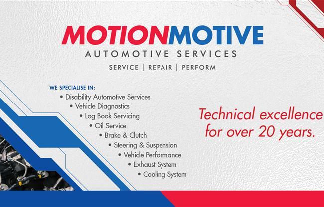 Motionmotive Automotive Services image