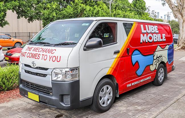 Lube Mobile Perth image