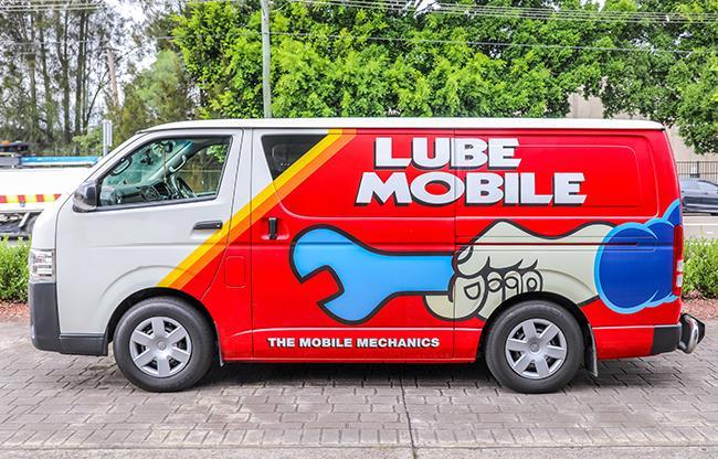 Lube Mobile Brisbane image