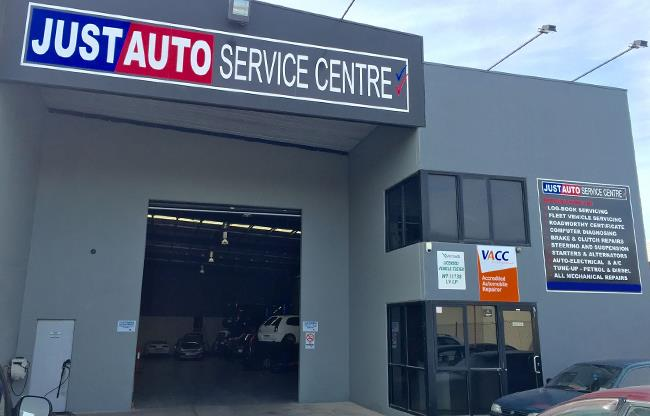 Just Auto Service Centre image
