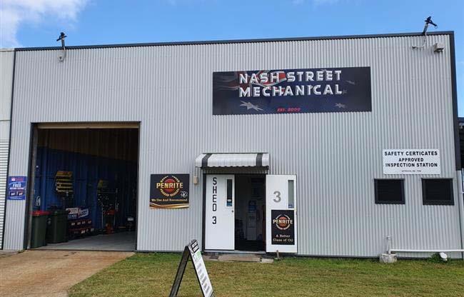 Nash Street Mechanical image