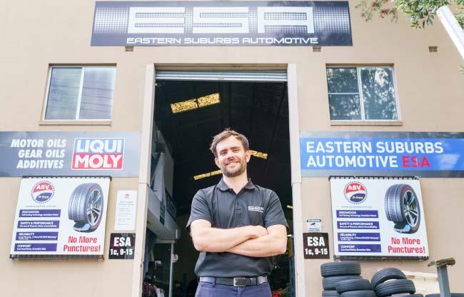 Eastern Suburbs Automotive image