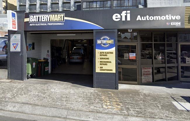 EFI Automotive Electronics image