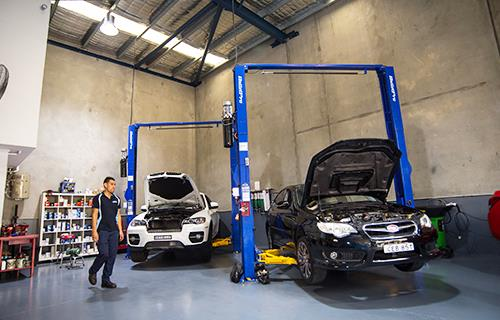 NU-MECH Automotive Services image