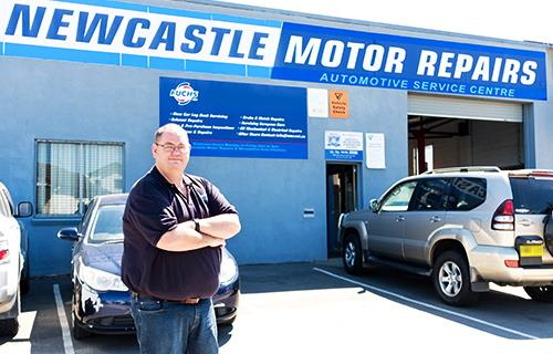 Newcastle Motor Repairs & Merewether Auto Electrics image