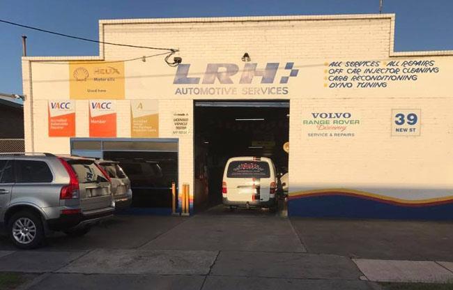 LRH Automotive Services Ltd image