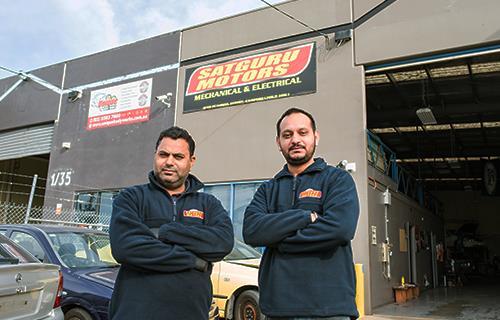 Satguru Motors image