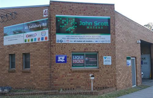 John Scott Motors image