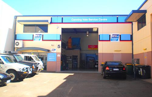 Canning Vale Service Centre image
