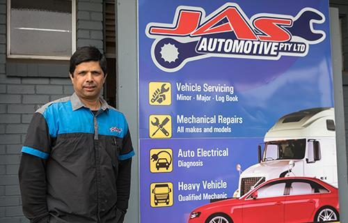Jas Automotive Pty Ltd image