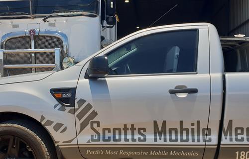 Scotts Mobile Mechanics Belmont image