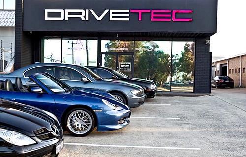 Drivetec Mechanical image