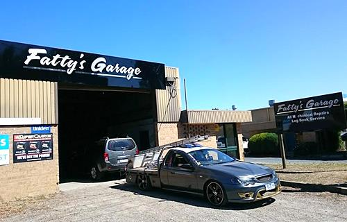 Fatty's Garage image