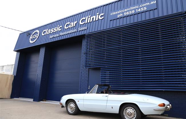 Classic Car Clinic image