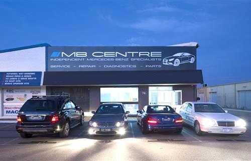 MB Centre image
