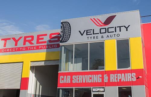 Velocity Tyre & Auto image