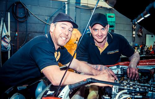 Dandy Roadworthy Centre image