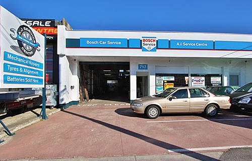 AJ Service Centre image