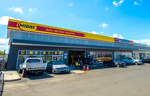 Midas Rouse Hill image