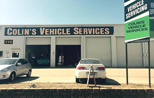 Colins Vehicle Services image