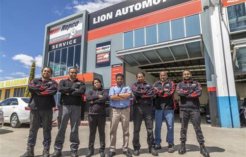 Lion Automotives image