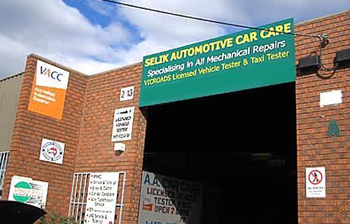 Selik Automotive Car Care image