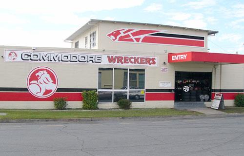 Commodore Wreckers Servicing image