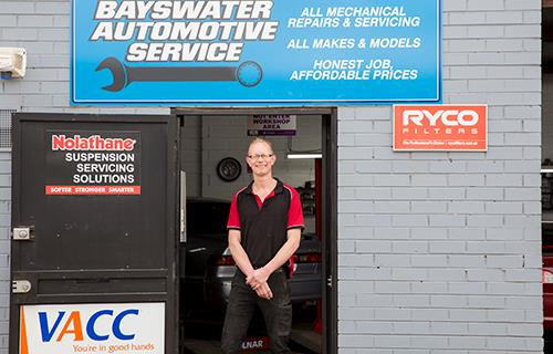 Bayswater Automotive Service image