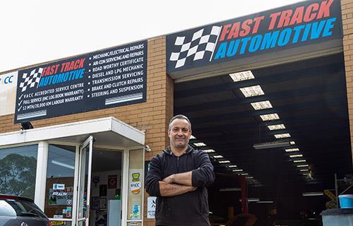 Fast Track Automotive image