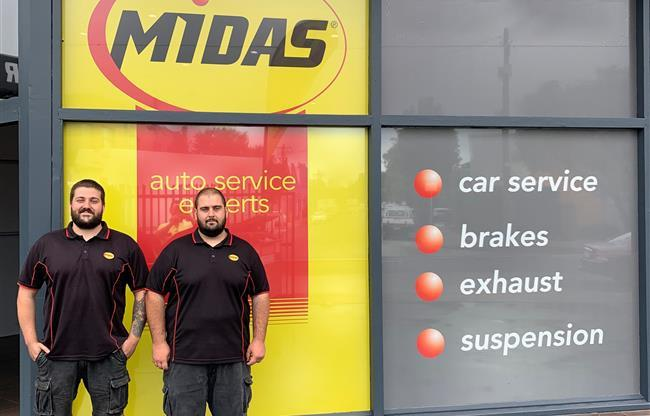 Midas Service Centre Marrickville image