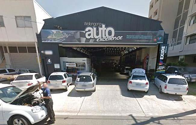 Wollongong Auto Excellence image