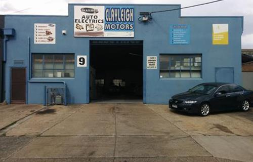 Clayleigh Motors image
