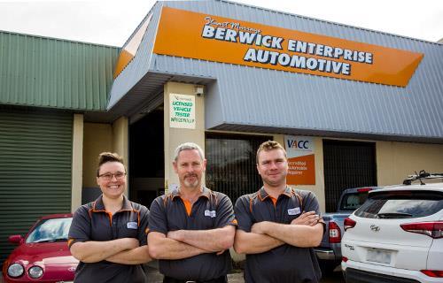 Berwick Enterprise Automotive image