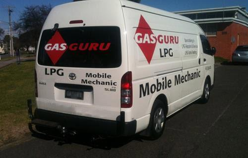 Gas Guru Mobile Mechanic image