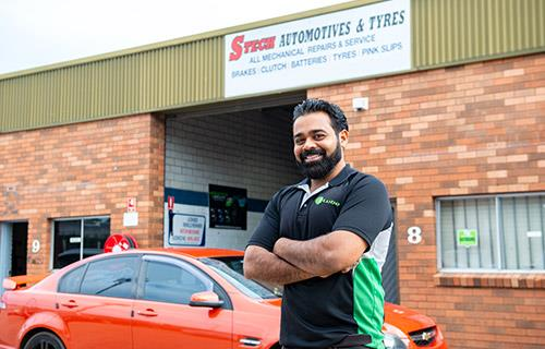 S Tech Automotive & Tyres image