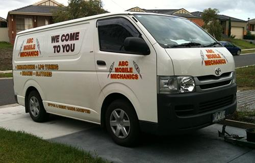ABC Mobile Mechanic image