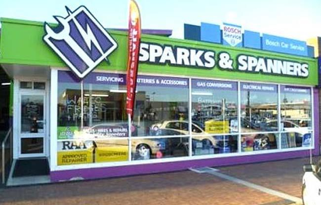Sparks & Spanners image